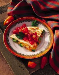 Veggie Quesadilla Appetizer