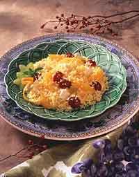 Quick Fruited Couscous