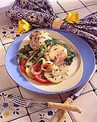 Chicken Provençale