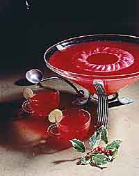 Cranberry-Lime Margarita Punch