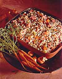 Hoppin' John Supper