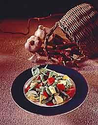 Spicy Southwestern Vegetable Sauté