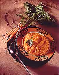 Carrot and Parsnip Purée