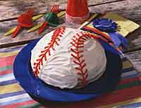 Baseball Sandwich