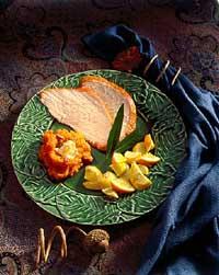 Maple-Glazed Turkey Breast