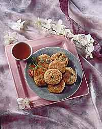 Crab Cakes Canton