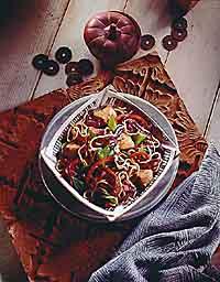 Hot Chinese Chicken Salad