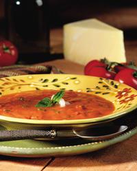Roast Tomato-Basil Soup