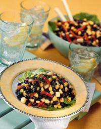 Black Bean Mexicali Salad