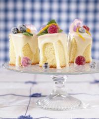 Josephine's Tea Cakes