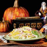 Jicama & Citrus Salad