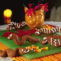 Worm Cookies