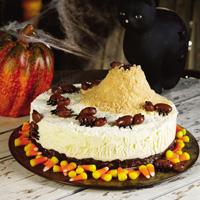 Creepy Crawly Anthill Cake