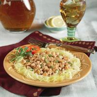 Bolognese-Style Pork Ragú over Spaghetti Squash