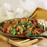 Thai Basil Pork Stir-Fry