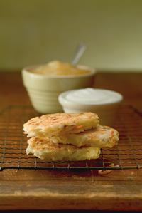 Potato-Cabbage Pancakes