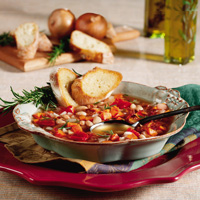 Winter's Best Bean Soup