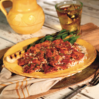 Puerco Sabrosas (Savory Pork)