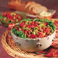 Bock BBQ Bean Salad