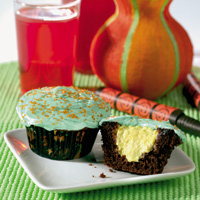Ooze Cupcakes