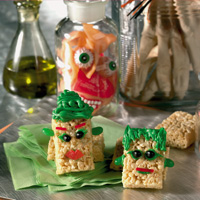 Bride of Frankenstein Treats
