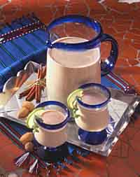 Toasted Almond Horchata