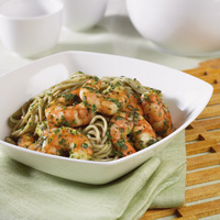 Asian Pesto Noodles