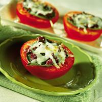Mediterranean Roast Tomatoes