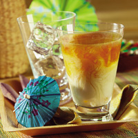 Thai Coconut Iced Tea