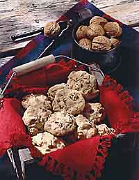 Date-Nut Cookies