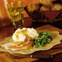Succulent Roast Turkey