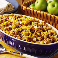 Apple Pecan Stuffing