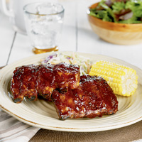 Best-Ever Barbecued Ribs