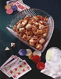 Peppy Snack Mix