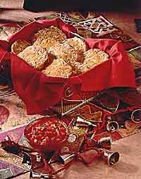 Savory Corn Cakes