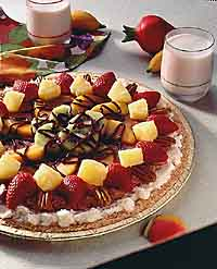 Sweet Holidays Pizza