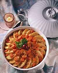 Apple & Carrot Casserole