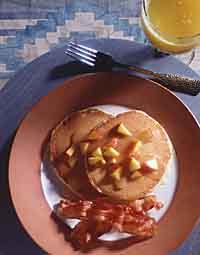 Sunrise Pancakes