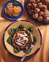 Chicken-Asparagus Salad