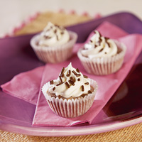 Triple Chocolate Cups