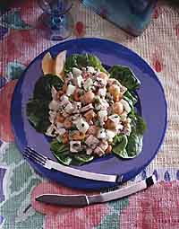 Fresh Fruity Chicken Salad