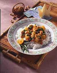 Pineapple Basil Chicken Supreme