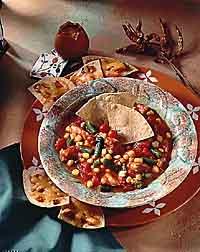 Mexicali Chicken Stew