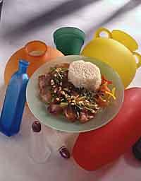 Asian Ginger Glazed Pork