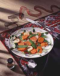 Carrots Chinoise