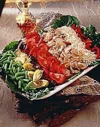 Tuna Salade Niçoise