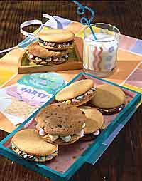 Smushy Cookies