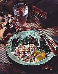 Picnic Chicken Slaw