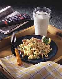 Macaroni and Cheese Pronto