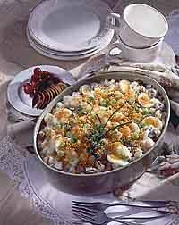 Egg & Sausage Casserole